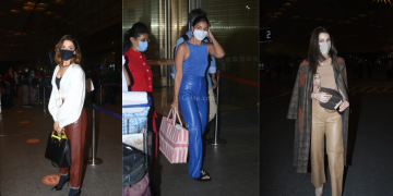 3 divas of Bollywood sporting leather look for fall fashion