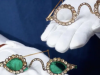 Mughal Jewels send for auction