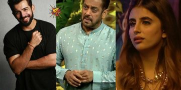 Bigg Boss 15: Salman Khan says why is it that only Jay Bhanushali is targeted for language and not Meisha Iyer and others!