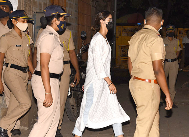 Drug case : Ananya Panday questioned for 4 hours on day 2 by NCB !