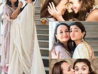 some special pictures of the birthday girl with Alia Bhatt