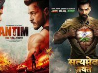 Ahead of the major clash between Antim: The Final Truth and Satyameva Jayate 2, Salman Khan and John Abraham send these messages to each other