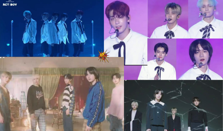 """TXT Held Their 1st Ever Live-Concert """"ACT: BOY"""" &  It's Appealing + Amusing + Magnificent"""