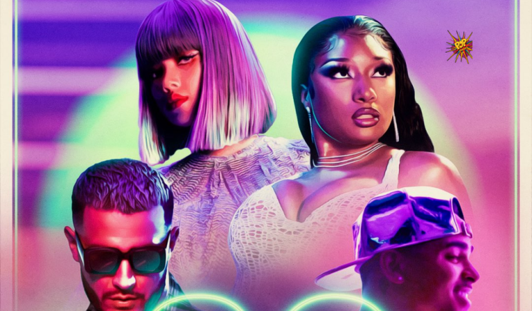 BLACKPINK's Lisa's 1st Collaboration Teaser With Megan Thee Stallion, DJ Snake, And Ozuna Is Out, Get Time & Date Details Here!
