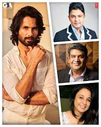 """Shahid Kapoor to play paratrooper in action flick """" Bull """""""