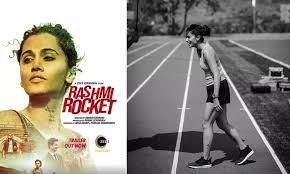 'I had no Idea about gender- testing, I had to google it ' – Taapsee Pannu shares on her upcoming Rashmi Rocket !