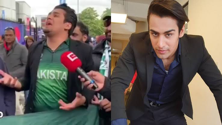 Unbelievable: Maaro mujhe Maro guy goes viral again in times of Ind vs pak match , read what he did this time: