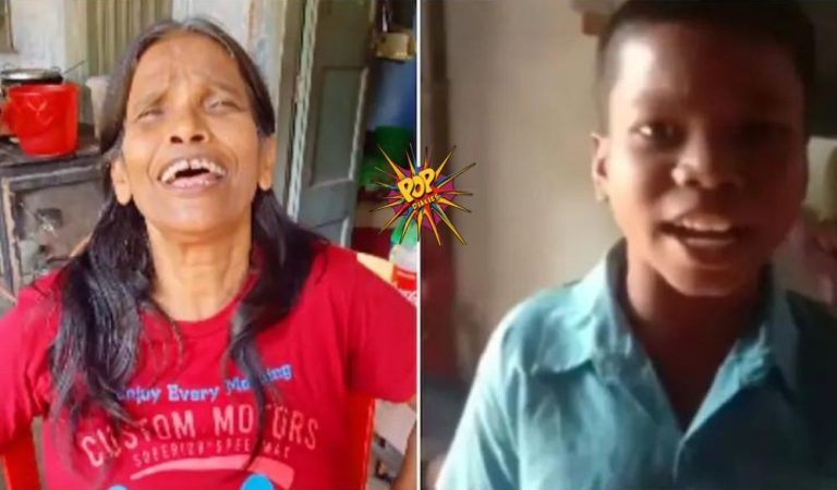 Viral Video: Ranu Mondal follow the trend of Bachpan Ka Pyaar with her own style, Have a look on it!