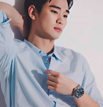 Kim Soo Hyun Transforms Into An Innocent Looking College Student For Upcoming Drama 'One Ordinary Day